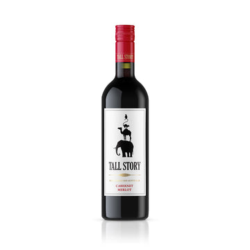 2019 Tall Story Cabernet Merlot 750ml (12 Bottles)