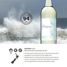 2020 Seaspray NZ Sauvignon Blanc (12 Bottles)