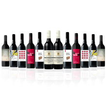 Mixed Aussie Red Dozen feat. Tyrrell's Old Winery Shiraz (12 Bottles)