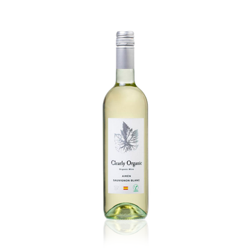 AWARD WINNING Clearly Organic Airén Sauvignon Blanc (12 bottles)