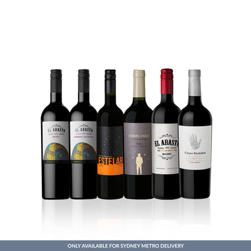 Deluxe Argentinian Degustation: Wines of Altitude (6 Bottles)
