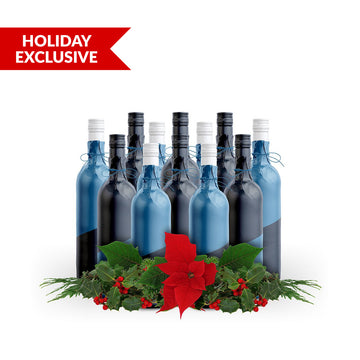 Holiday Mystery Mix Handpicked Red and White Dozen (12 Bottles)