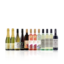 James Estate Red, White & Sparkling Mixed Pack (12 bottles)
