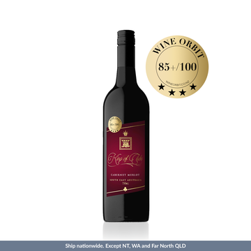 King Of Clubs Cabernet Merlot (6 bottles)