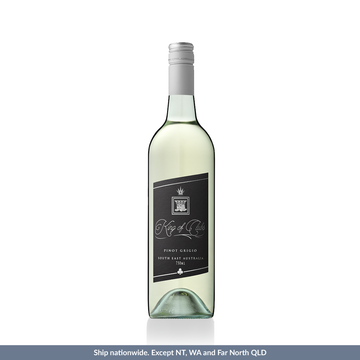 King of Clubs Pinot Grigio (6 bottles)