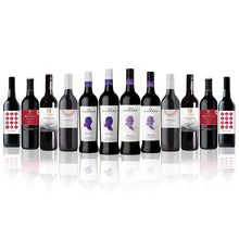 Premium Mixed Red Wine Dozen (12 Bottles)
