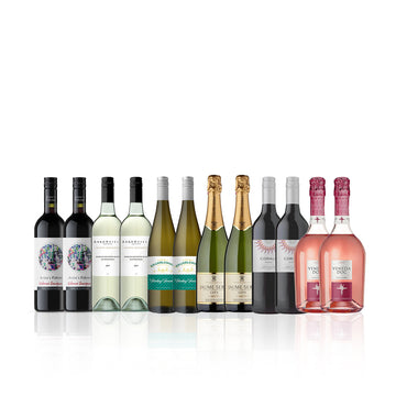 The Cellar Starter Mix Dozen 750ml (12 Bottles)