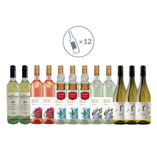 James Estate Extra Value White Wine Mixed Pack (12 bottles)