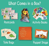 Country Activity Box