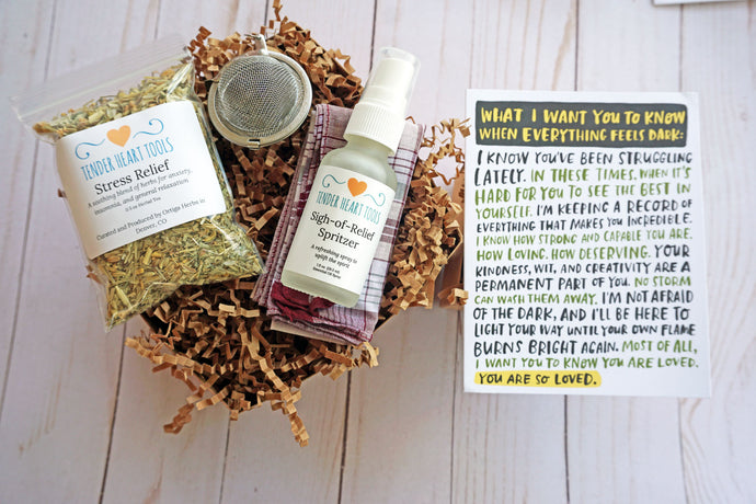 Soothing Gift Box
