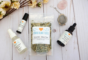 Nourish-Mint Care Box