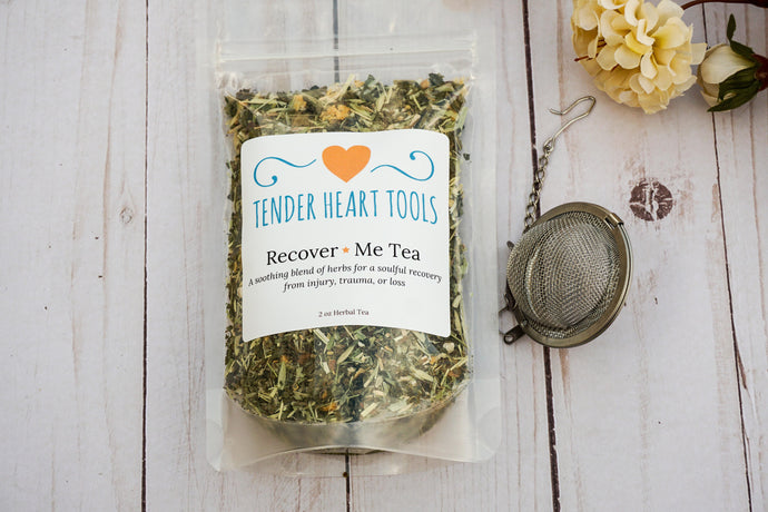 Recovery Tea Gift