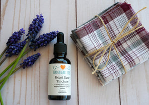Heart Tincture & Handkerchiefs