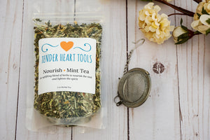 Nourish-Mint Tea Gift