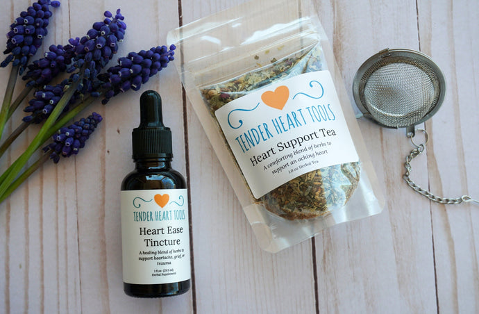 Heart Tincture & Tea