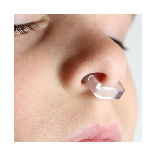 Clip nasal anti-ronflement