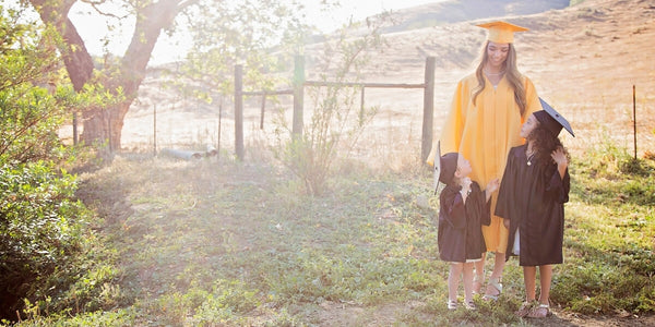Meaningful special keepsake heirloom graduation jewelry gifts for girls of all ages.