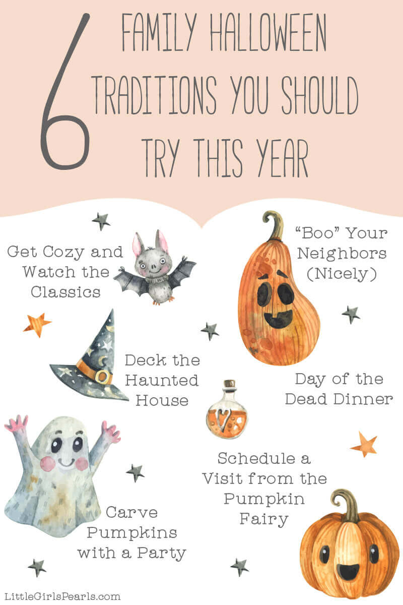 6 Family Halloween Traditions for kids you should try this year
