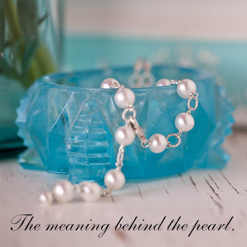 A look back at the history of the pearl over the centuries. | Little Girl's Pearls