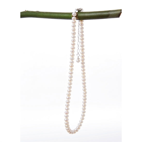 Sweet Pearl Necklace - Little Girl's Pearls