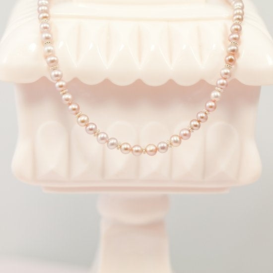 Precious Pearls Necklace - Little Girl's Pearls