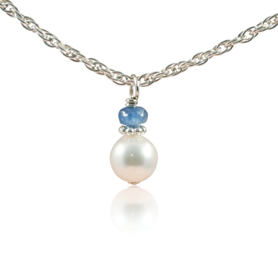 Adorable My Keepsake Pearl Necklace - Little Girl's Pearls