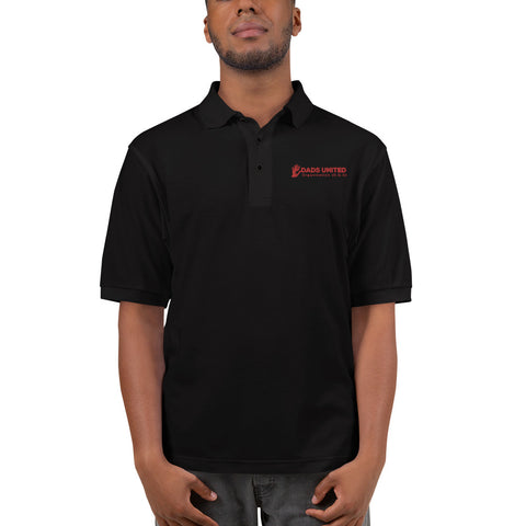 Dads United Men's Premium Polo