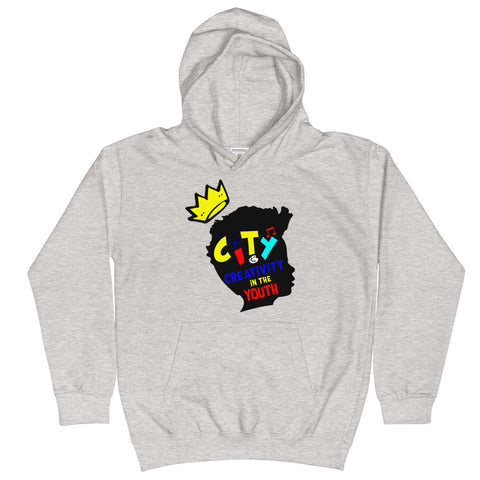 Abstract C.I.T.Y Kids Hoodie