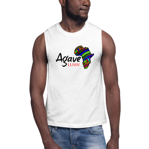 AGAVE LUHV Fitted Muscle Shirt