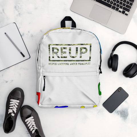 REUP - Adult & Youth Back Packs