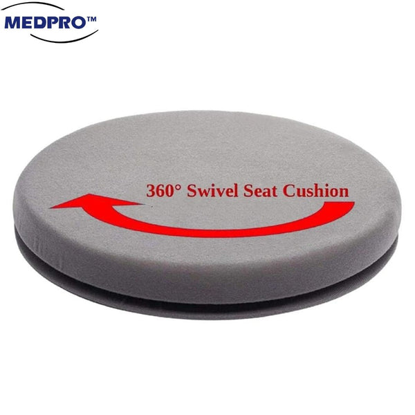 Car 360 Degree Rotating Swivel Memory Foam Cushion for Easy Car Transfer