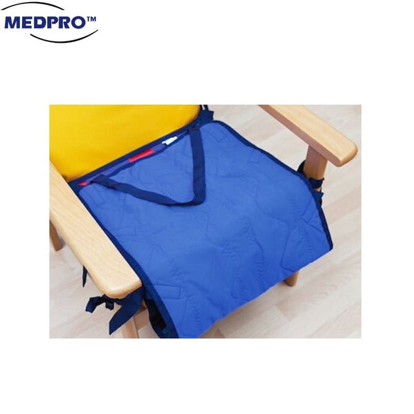 Chair Anti-Slide Down Sheet Uni-directional Slide Sheet (Re-position patient on the chair easily) ★Spain Medicare System