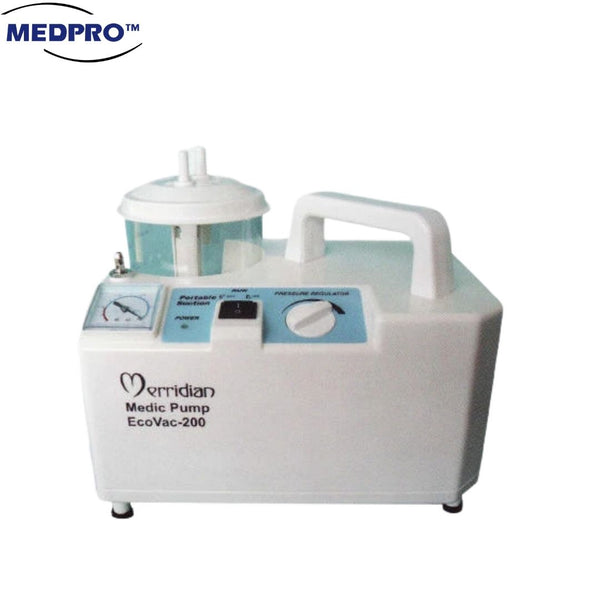 [For Weekly / Monthly Rental] Merridian EcoVac-200 Medic Pump Suction Pump