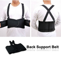 High Quality Back Support Belt/ Posture Brace for back pain/ prevention of back injuries