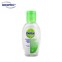 Dettol Instant Hand Sanitizer Gel Type 50mls