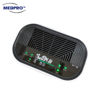 MEDPRO™ Air Purifier with HEPA & Activated Carbon Filter (Free 1  Set Of Extra Filter)