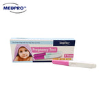 [2pcs/box] One Step HCG Pregnancy Test Kit (Midstream) For Self-testing Use Only