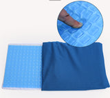 MEDPRO™ Patient Bed Wedge Pillow with Cooling Gel