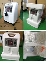 DELIVERY TO INDIA ONLY ON 14TH MAY: Door To Door JUMAO Oxygen Concentrator (5 Litres) JMC5A with FDA and CE cert