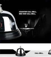 Manual Bed Side / Counter Call Bell