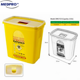 Sharps Disposable Box / Container 23Litres