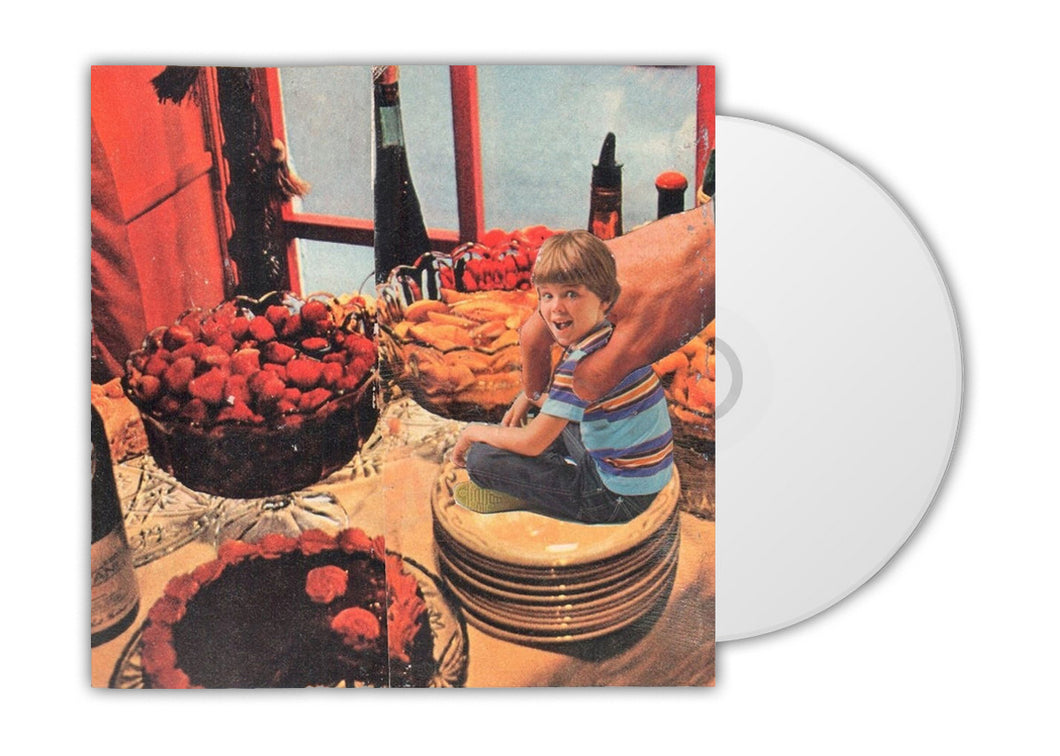 BUTTERTONES + FOR THE HEAD AND FOR THE FEET (CD)