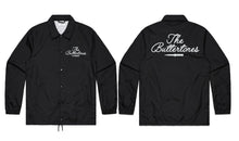 Load image into Gallery viewer, SWITCHBLADE WINDBREAKER BLACK