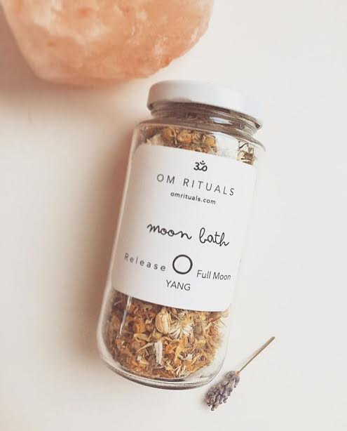 Moon Bath Botanicals