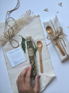 White Canvas Tea Bundle