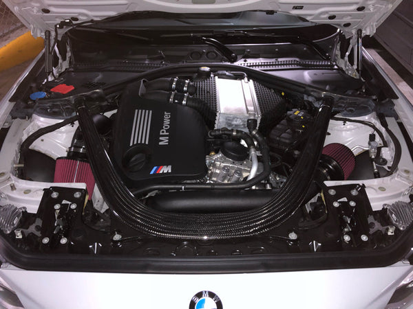 VRSF High Flow Upgraded Air Intake Kit - BMW M2 Comp/M3/M4 F80/F82 S55