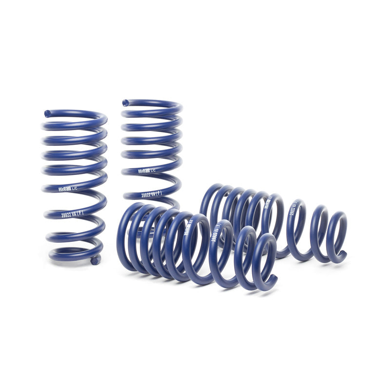 H&R Lowering Spring Set - Mercedes Benz W204