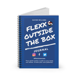 FLEXX Outside the box spiral journal