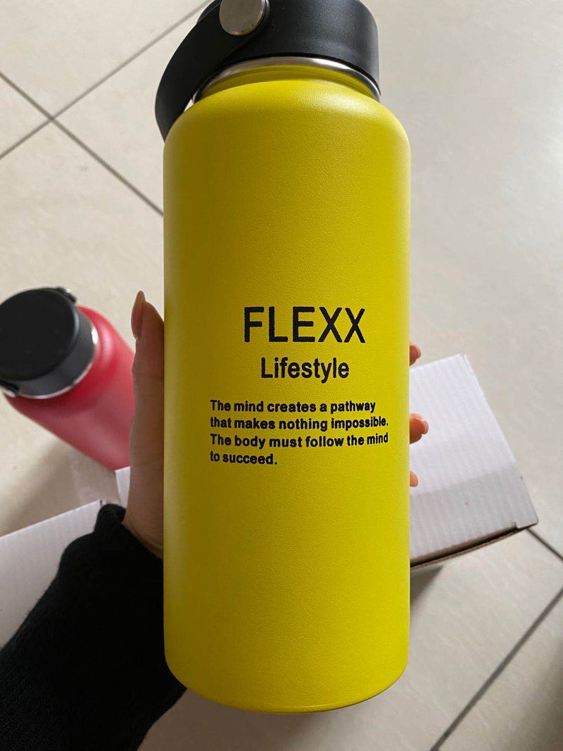 FLEXX Lifestyle Water Flask 32 oz preorder