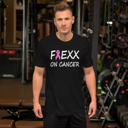FLEXX On Cancer Unisex Tee